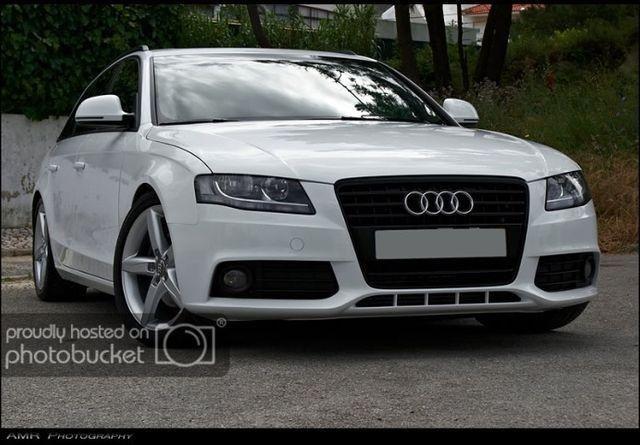 Audi A4 ano 2010/2010, branco, Placa A, Periciado. Fotos por watssapp