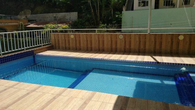 Alugo espaço com piscina na Vila Nova - Foto 5