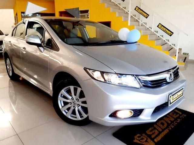 Honda/Civic LXR 2.0 FLEX - Foto 9