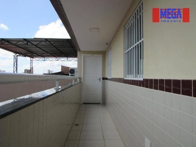 Apartamento com 2 quartos para alugar no Parque Araxá - Foto 2