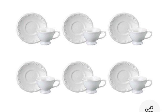 Xícara porcelana schmidt