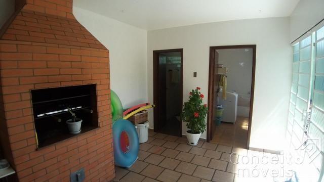 Casa à venda com 3 dormitórios em Jardim carvalho, Ponta grossa cod:393032.001 - Foto 15