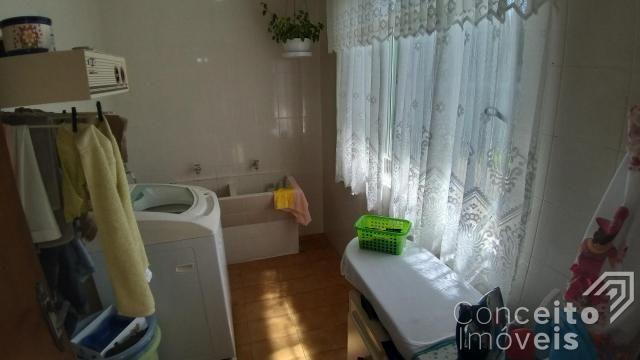 Casa à venda com 3 dormitórios em Jardim carvalho, Ponta grossa cod:393032.001 - Foto 16