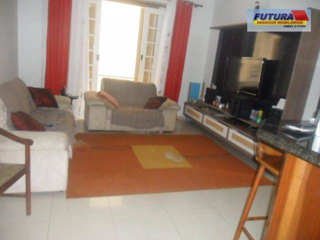 Apartamento com 3 dormitórios à venda, 127 m² por R$ 395.000,00 - Gonzaguinha - São Vicent - Foto 7
