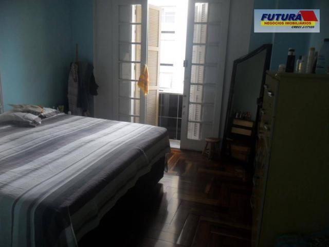 Apartamento com 3 dormitórios à venda, 127 m² por R$ 395.000,00 - Gonzaguinha - São Vicent - Foto 13