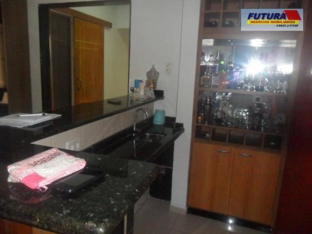Apartamento com 3 dormitórios à venda, 127 m² por R$ 395.000,00 - Gonzaguinha - São Vicent - Foto 3