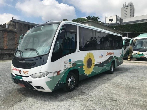 Micro Ônibus Marcopolo Senior C/ Elevador Vw 9.150 Executivo - Foto 2