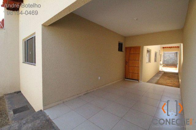 Casa de 2 quartos, sendo 1 suíte na Vila Maria - Aparecida de Goiania - Foto 2