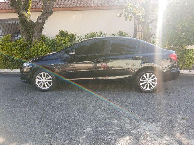Honda Civic LXL 1.8 Automático 2012 - Foto 18