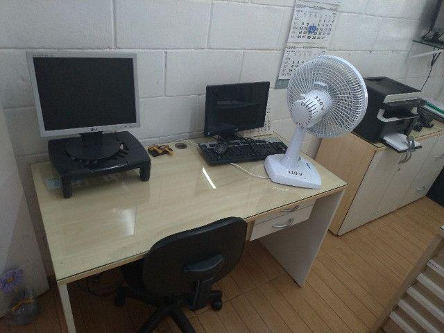 Móveis de Marcenaria escritório - Foto 4