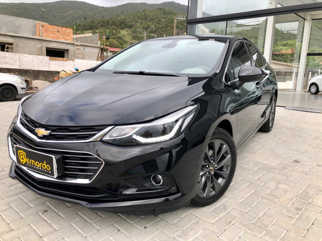 Cruze Sedan 2019 LTZ 1.4 Turbo único dono