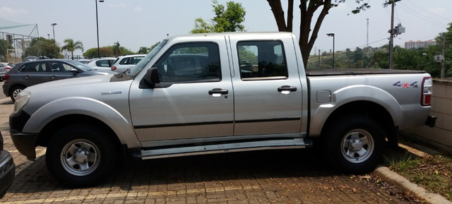 Ranger XL 2012 - Diesel -Cabine Dupla Super conservada, 1º que ver compra - Foto 2