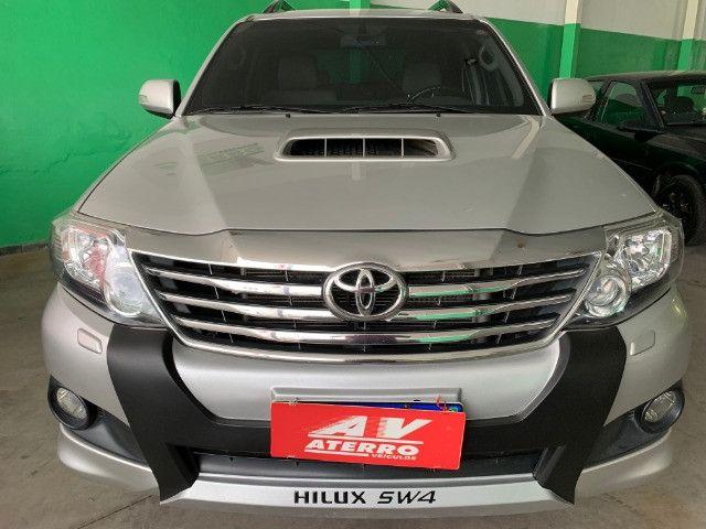 Hilux SW4 SRV 4x4 3.0 Diesel Autom. 2012/2013 - Foto 2