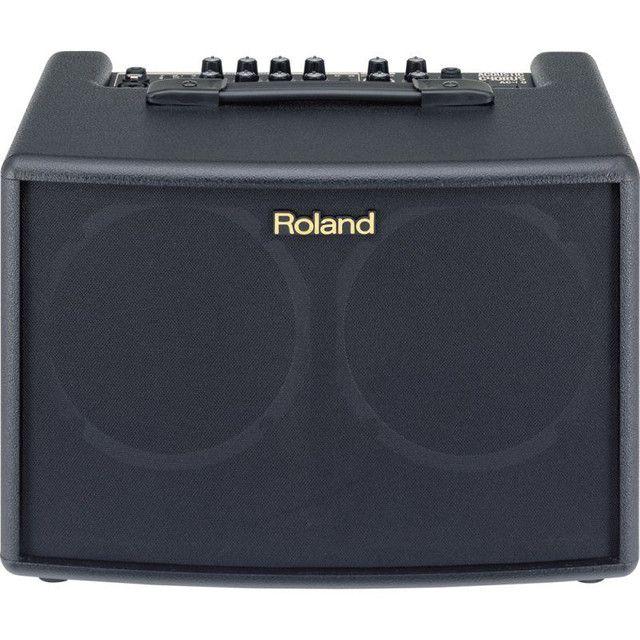 Caixa acustica Roland AC 60 usada.  - Foto 4
