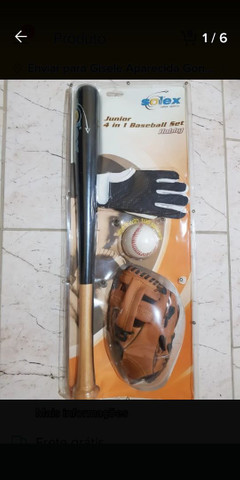 Kit basebol 165 - Foto 3