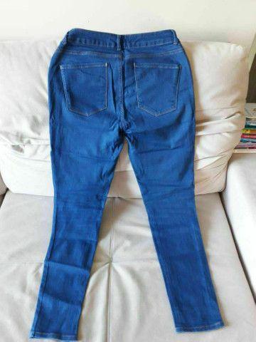 Calças Jeans de Gravida. Tamanho 42,42 e 46 - Foto 3