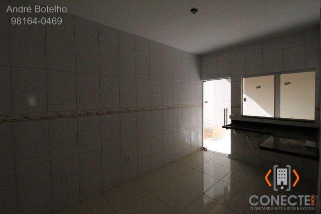 Casa de 2 quartos, sendo 1 suíte na Vila Maria - Aparecida de Goiania - Foto 11
