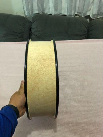 Carretilha 20 polegadas com rolamento  - Foto 3