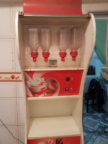 Máquina De Sorvete De Casquinha  - Foto 3