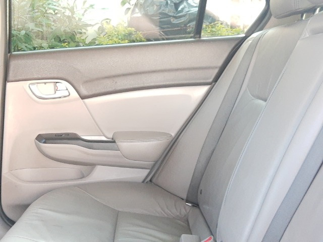 Honda Civic LXL 1.8 Automático 2012