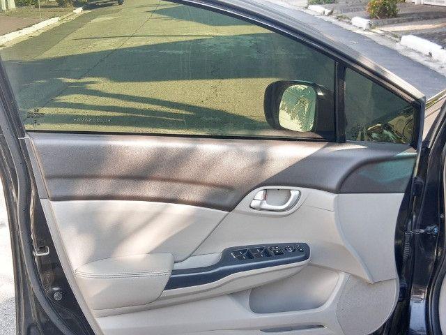 Honda Civic LXL 1.8 Automático 2012 - Foto 6