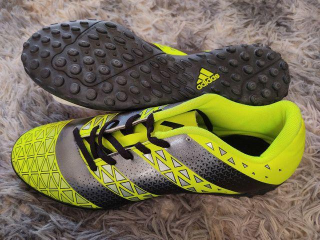 Chuteiras society Adidas/Nike - Foto 3