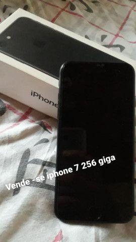 Vende iphone 7 256 giga original