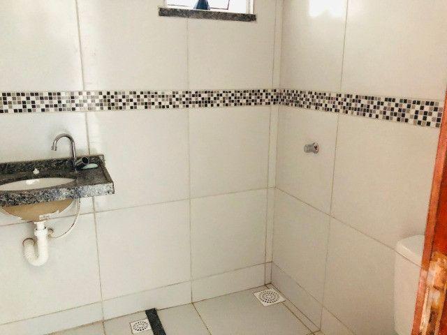 DP casa nova com 2 quartos 2 banheiros a 10 minutos de messejana - Foto 10