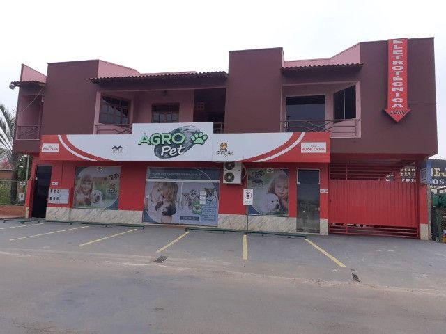 Vendo - Prédio Comercial e Residencial Av. Jamari Setor 01 - Ariquemes/RO