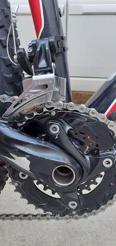 Vendo bike Caloi elite super nova - Foto 3