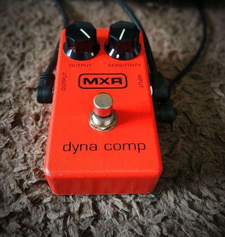 Pedal Compressor MXR - Dyna Comp - Foto 2