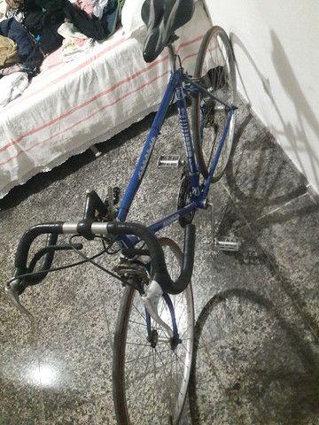 Bicicleta Caloi 10 de corrida com 7macha e um raridade no valor de 1.000 mil reais  - Foto 5