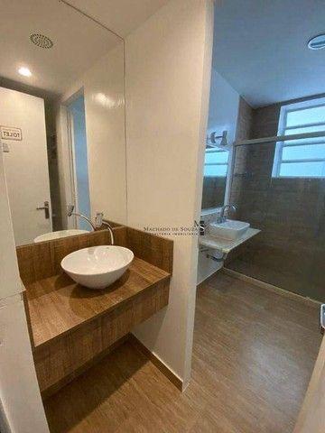 Apartamento para alugar, 85 m² por R$ 4.100,00/mês - Urca - Rio de Janeiro/RJ - Foto 11