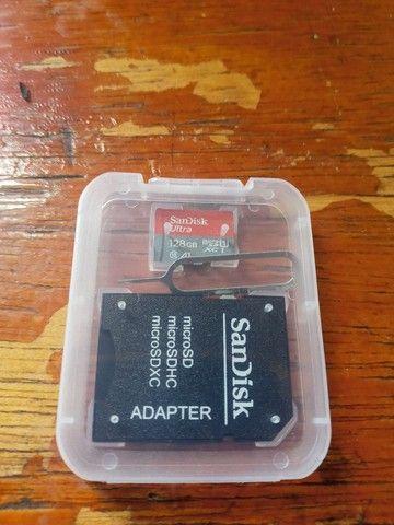 Cartão SD 128 GB