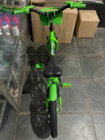 Bicicleta Infantil Incrível Hulk Aro 16 - Foto 2