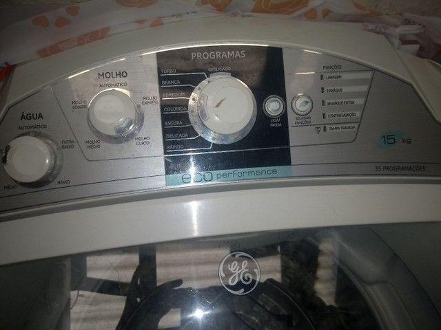 Máquina de lavar 15 kg - Foto 4