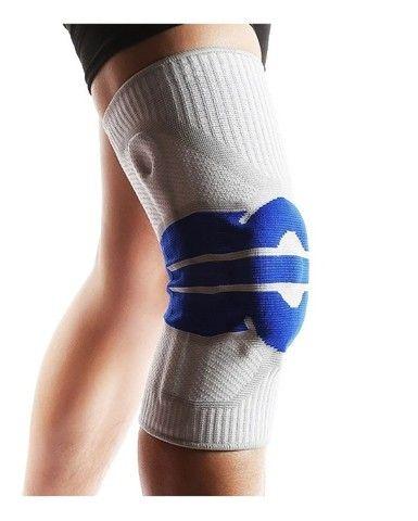 Joelheira de Alta Compressão - tecido 3d - previne lesões - Foto 4