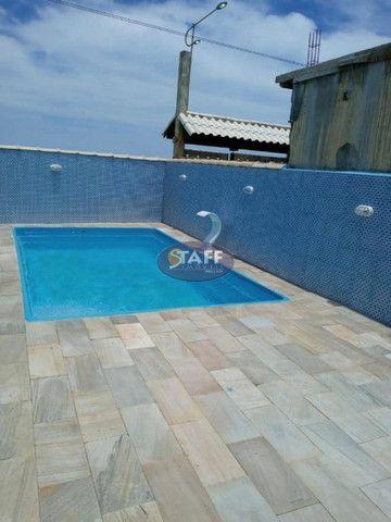 OX2-Casa com 3 quartos, 160 m², à venda por R$ 350.000 Unamar - Cabo Frio/RJ - Foto 4