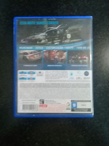 Need For Speed ps44 Semi Usado