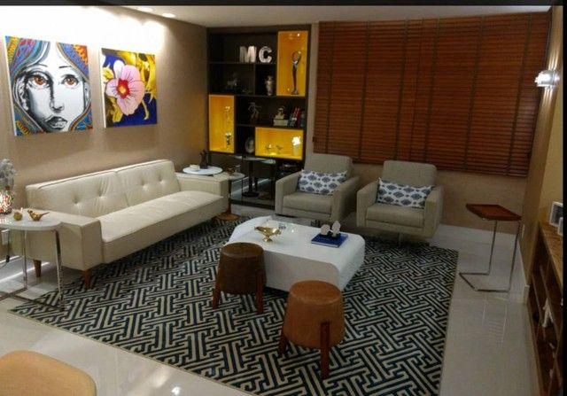 Apartamento 2 suítes nascente decorado e mobiliado no Corredor da Vitória - Foto 7