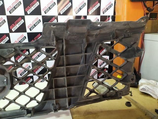 Grade Dianteira Preta Original Nissan Frontier 08/16 *COM Detalhes - Foto 5