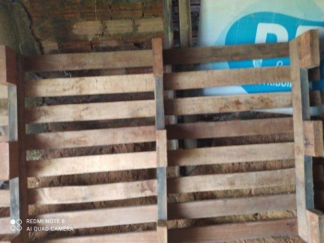 Palete de madeira - Foto 2