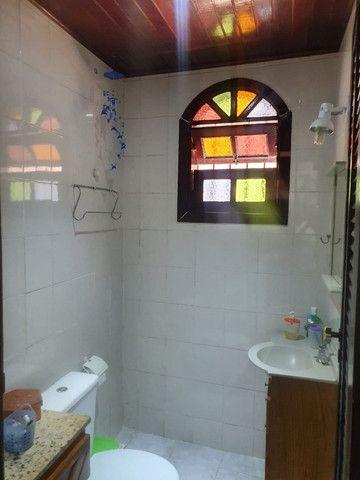 COD.685 Casa duplex com 2 quartos, garagem no centro da Mantiqueira (Xerem) - Foto 4