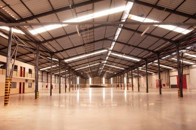 Galpão Industrial - alugo ou vendo - Foto 9