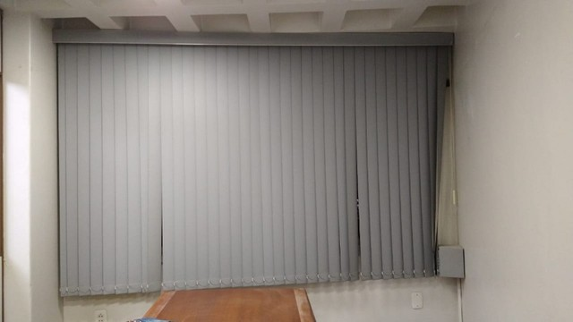 Cortinas de escritório - Foto 2