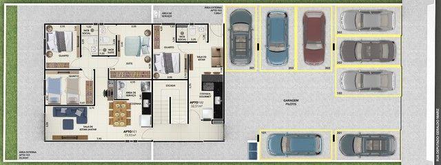 Oportunidade de Apartamento com 03 quartos no Bairro de Tambauzinho - Foto 7