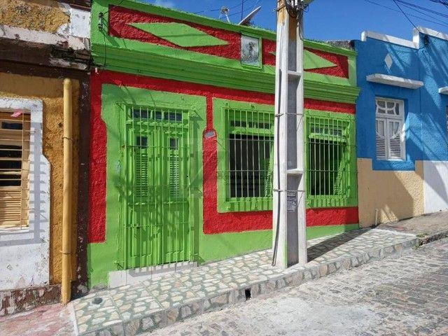 Casa c/piscina no Sítio Histórico de Olinda 3qts no Largo do Amparo - Foto 2