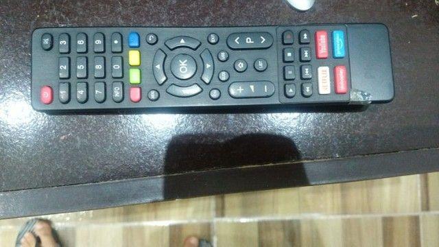 """TV Philco 55"""" display quebrado - Foto 4"""