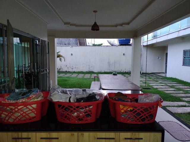 Baixou R$700 mil reais casa com 3 suítes  Castanhal 20x30 o terreno - Foto 15