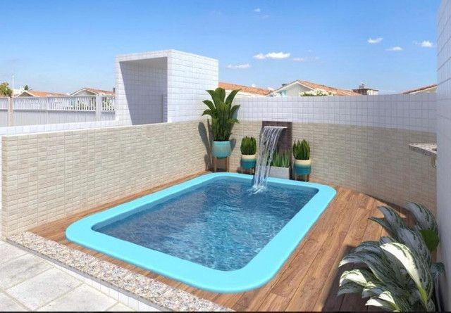 Excelente oportunidade com piscina em Mangabeira, leia o anúncio - Foto 2